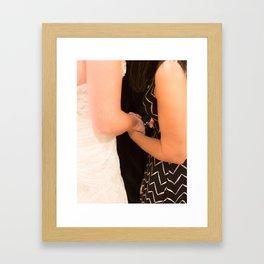 Wedding Prayer Framed Art Print