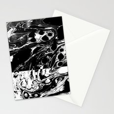 Marble Reverse Stationery Cards
