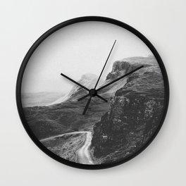 SCOTLAND II Wall Clock