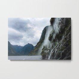 Fiord Metal Print
