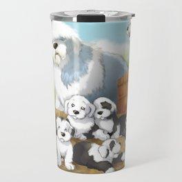 oes puppies Travel Mug