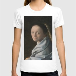 Study of a Young Woman T-shirt