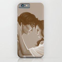 Sherlolly - Dawn iPhone Case