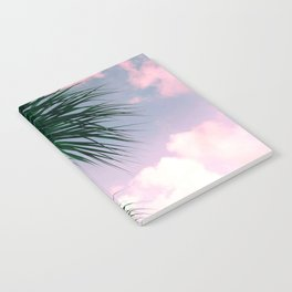 Sunset Palms jungalo tropical Notebook