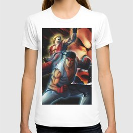 Street Fighters T-shirt