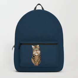 The curious cat Backpack