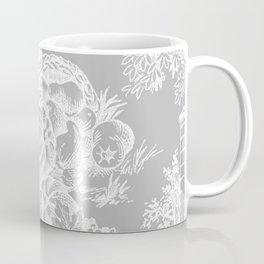 toile tradition grey Coffee Mug