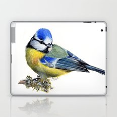 Bluetit Laptop & iPad Skin
