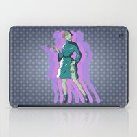 leia iPad Cases featuring Galactic Leia by DonCorgi