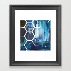 Linc Framed Art Print