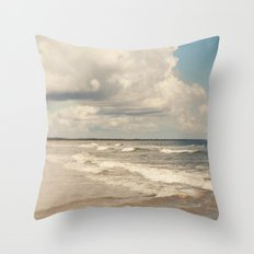 The Atlantic Throw Pillow