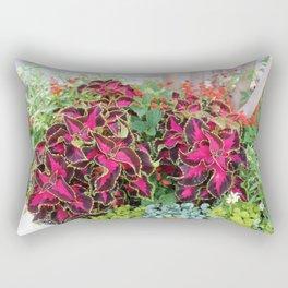 Chocolate Covered Cherry Rectangular Pillow