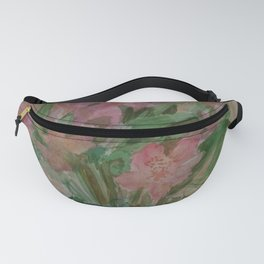 Wilting in the Hallway Fanny Pack