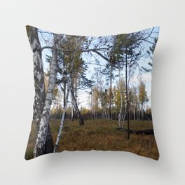 russia1 Throw Pillow
