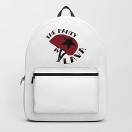The Panty is Lava Backpack