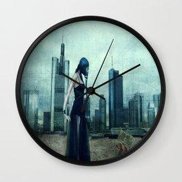 Dead End Wall Clock