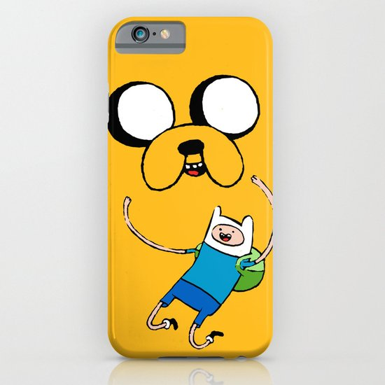 Adventure Time - FAN ART iPhone & iPod Case