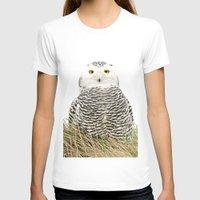 hedwig T-shirts featuring Hedwig by Ruurd Jelle van der Leij Highkeyart
