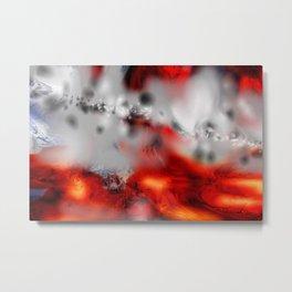 Volcano 321 Metal Print