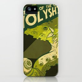 Attack of the Giant Holyshit iPhone Case