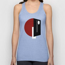 TELEV  IS  ON Unisex Tank Top