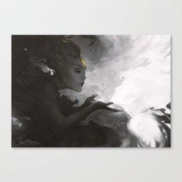 Phosphorescent  Canvas Print