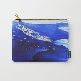 Silverleaf Feather1 Carry-All Pouch