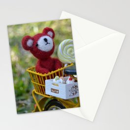 Toys - A cool sunset Stationery Cards