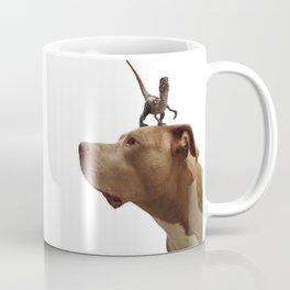 Murphy vs. the raptor Coffee Mug