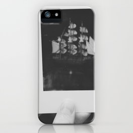 Boating Time iPhone Case
