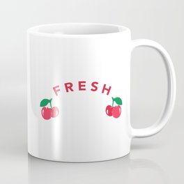 Fresh Cherry Coffee Mug