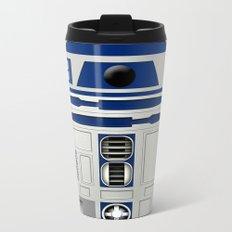 R2D2 Robot Metal Travel Mug