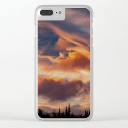 Good Morning Anchorage, Alaska Clear iPhone Case