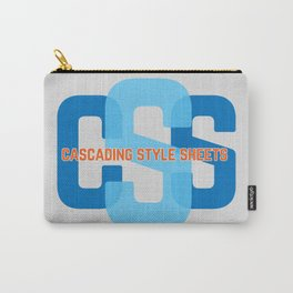 Webdesign CSS Carry-All Pouch