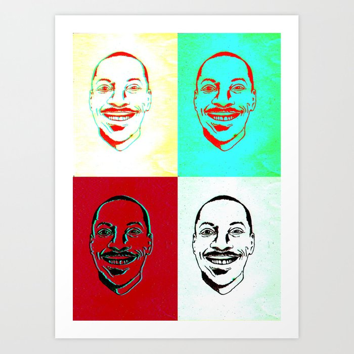 Character Actor Art Print