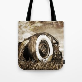 The Pixeleye - Special Edition Hot Rod Series II Tote Bag