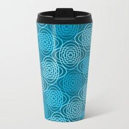 Op Art 152 Metal Travel Mug