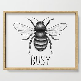 Busy Bee Serving Tray