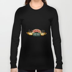 Friends: Central Perk Coffee Long Sleeve T-shirt