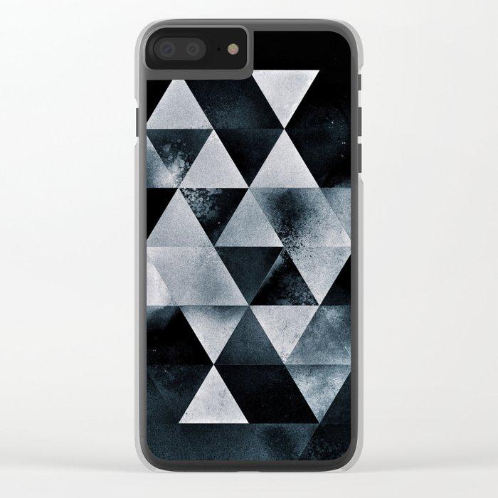 ymmynynt Clear iPhone Case