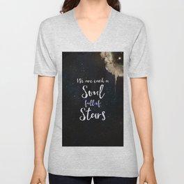 Soul Full of Stars Unisex V-Neck