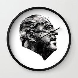 Mies van der Rohe Wall Clock