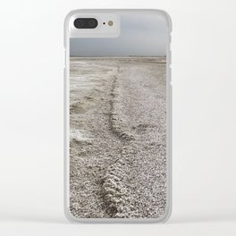 salton sea revisited Clear iPhone Case