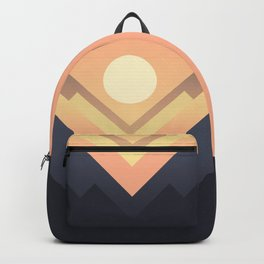 The Sun Rises Backpack