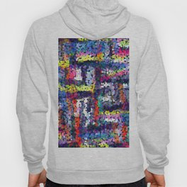 Abstract pattern 127 Hoody