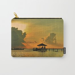 Maldives sunrise Carry-All Pouch