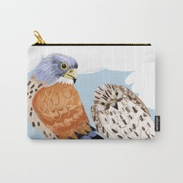 Lesser kestrel Carry-All Pouch
