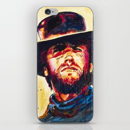 Pull Your Pistols iPhone Skin