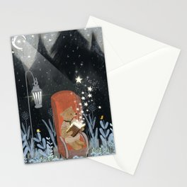 the little book of stars Stationery Cards