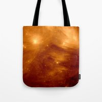 copper Tote Bags featuring Copper by 2sweet4words Designs